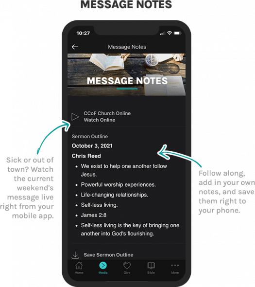 Mobile-Message-Notes